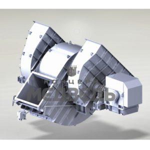Exhaust fans ДН -22Х2, ДН24Х2, ДН-24Х2-0,62ГМ