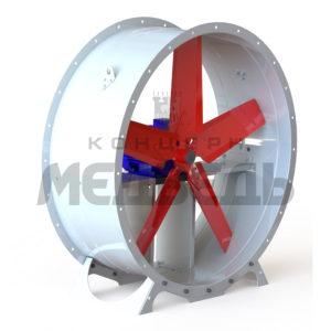 Вентиляторы осевые <br>ВО 06-300, ВО 14-320