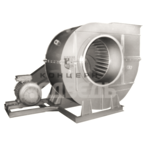 Radial fans ВР 9-55