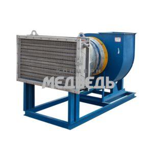 Воздухонагревательная установка типа ВТУ